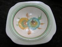 Clarice Cliff Antique Desert Bowl Weymouth Free Local Delivery
