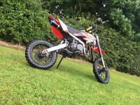 Demon x 140 pitbike
