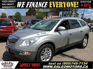 2008 Buick Enclave CX AWD 7 SEATER DVD SUNROOF