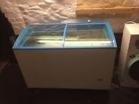 Ice Cream or Catering Freezer