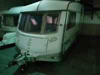 ABI 2 berth caravan 1993