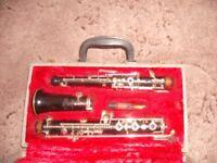 Selmer Sterling oboe