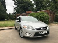 FORD MONDEO GHIA TDCI 2008 full service history