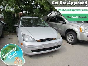 2003 Ford Focus SE * FRESH TRADE * GREAT CATCH