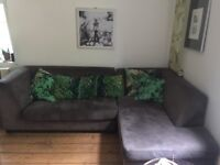 Corner Sofa (L shaped - left hand side)