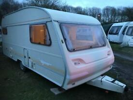 Caravan 4/5/6 berth Avondale Ulysses 1992 lovely condition full awning available