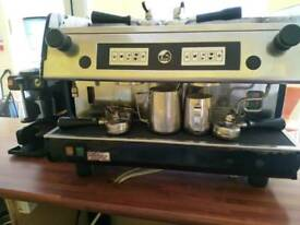 Pavoni Expresso Coffee Machine & Grinder