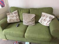 Free sofa bed and chair
