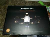 Quadcopter Drone GPS Furious 320