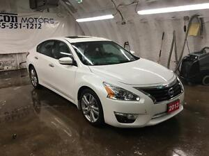 2013 Nissan Altima 3.5SL*NAVIGATION*LEATHER*SUNROOF*BLIND SPOT W