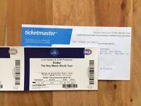x2 Drake Tickets - 30th Jan, London O2