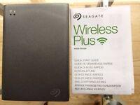 Seagate wireless plus 1tb