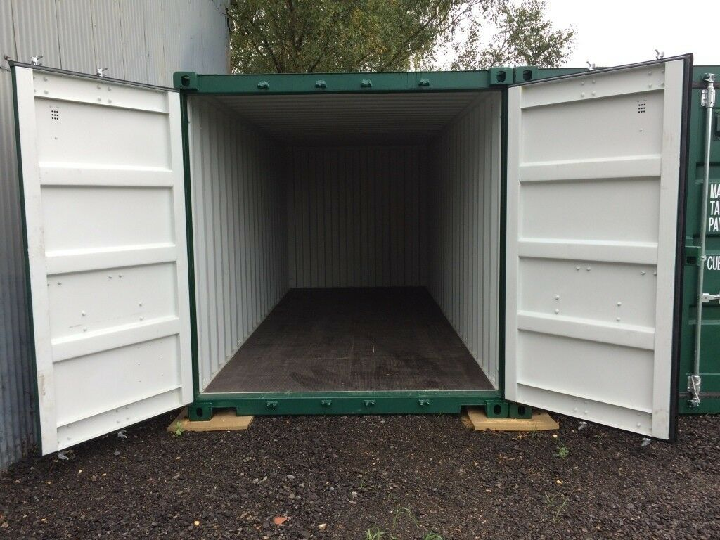 160 sq ft, Quality Cheap container Storage, Secure