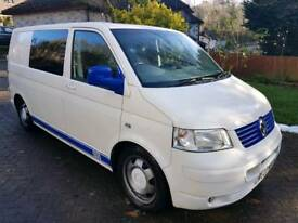 Vw t5 1.9 2007 Now Sold
