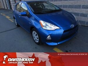 2014 Toyota Prius c HYBRID/PWR OPTS