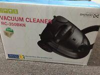 Daewoo RC350BK-N Bagged Cylinder Vacuum