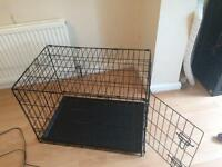 30 inch dog crate