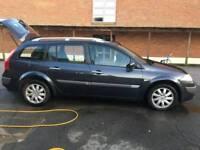 Renault megane 1.5 estate