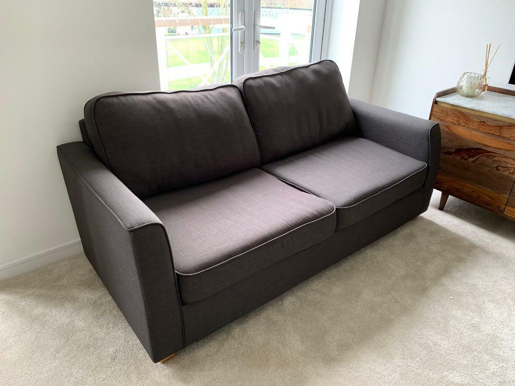 Swell Large Grey Sofabed For Debenhams Dante Range In Snodland Kent Gumtree Alphanode Cool Chair Designs And Ideas Alphanodeonline