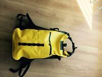Waterproof backpack NEW never used