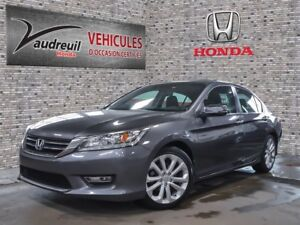 2013 Honda Accord*top 10 Meilleurs Vehicules Touring*CUIR*GPS*TO