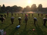 Bootcamp All year Round / All fitness levels