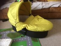 Zoom Carrycot for pushchair