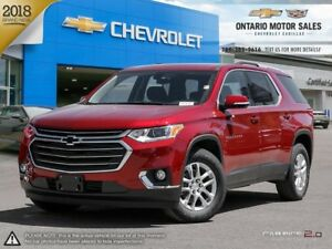2018 Chevrolet Traverse LT TRAILERING PACKAGE / POWER LIFTGAT...