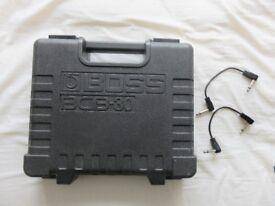 BOSS Guitar pedal case. BCB-30