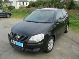 """PRICE DROP !!"" VW Polo 1.2 , New MOT , Just had Full Service , Idea First Car !!!"