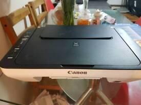 Wireless cannom pixma mg3053 printer n scanner