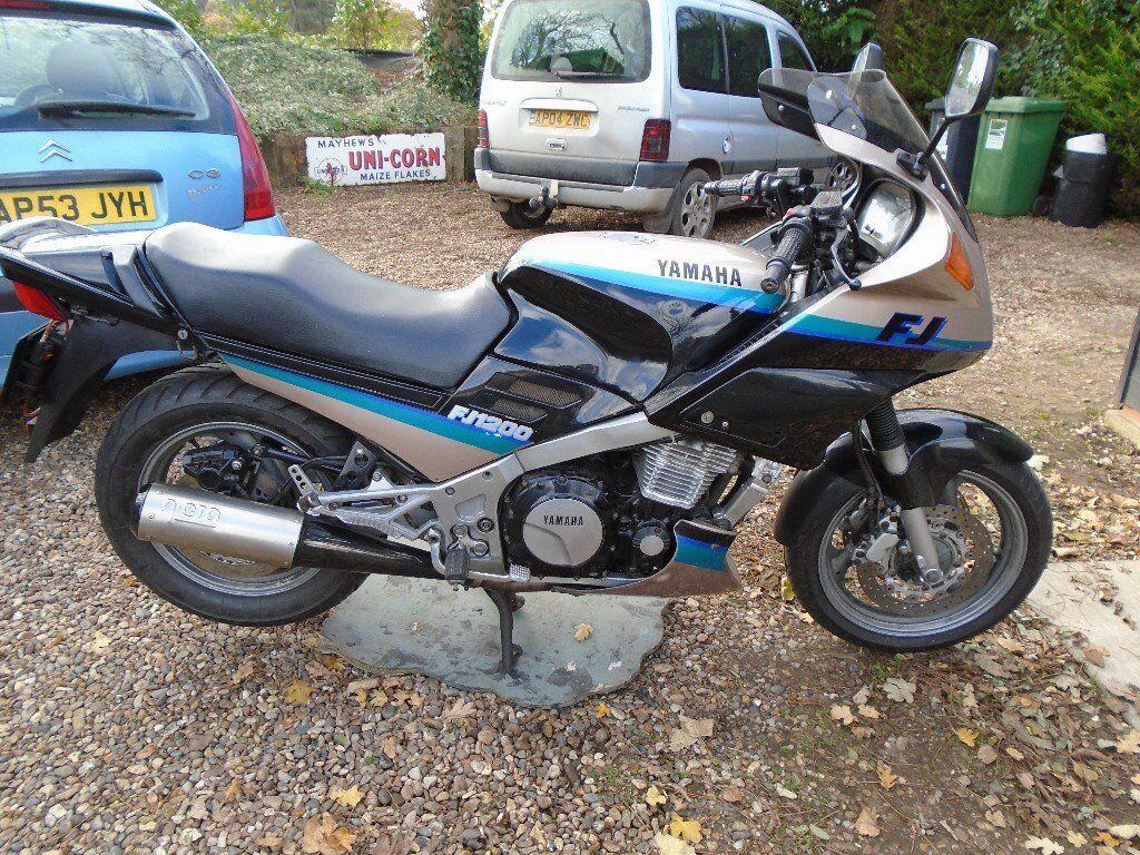 Yamaha FJ1200 (abs) for sale
