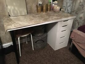 Office Desk/Dressing Table from IKEA - Great Condition