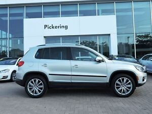2013 Volkswagen Tiguan 2.0 TSI Highline 4Motion