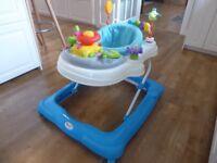 Caretero Stepp Toyz baby walker