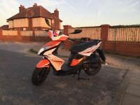 KYMCO super 8 50, IMMACULATE condition!