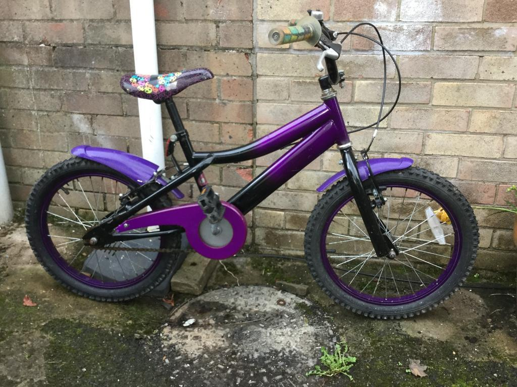 Child's bike in great condition