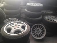 Tyres all sizes available