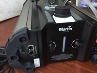 Martin Magnum 1500 Smoke/ Fog Machine for DJ, party, gig, bands, pub, theater plays, stage lightings