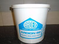 new tub ardex primer synthetic based