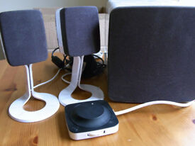 Dell AY410 PC speaker system