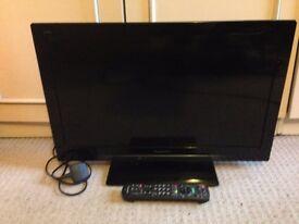 Panasonic TX-L24E3B Flatscreen TV