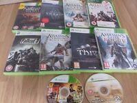 X box video games