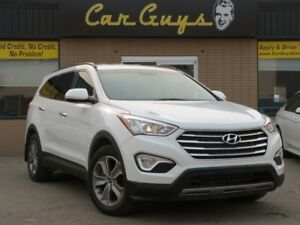 2013 Hyundai Santa Fe XL V6, 7 Pass, Heated Seats, Bluetooth