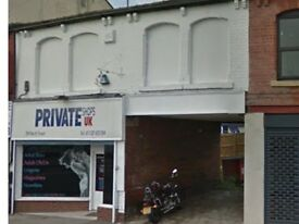 Shop for rent/ Office space/ Business unit walking distance to Leeds city centre