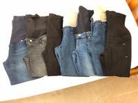 Maternity trousers bundle