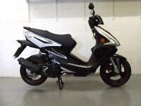 TGB R125X 125CC LEARNER LEGAL,SCOOTER,MOTORBIKE
