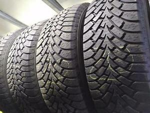 245/55R/19 - GOODYEAR NORDIC WINTER 19 INCH WINTER SNOW TIRES 245/55R19 ** MDX EXPLORER VENZA EDGE PILOT * STOCK# T20