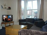 6 bed student house off Ecclesall Road, group let only, reduced summer rent