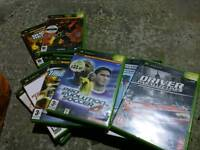 Job lot of games for Xbox 360 and pc